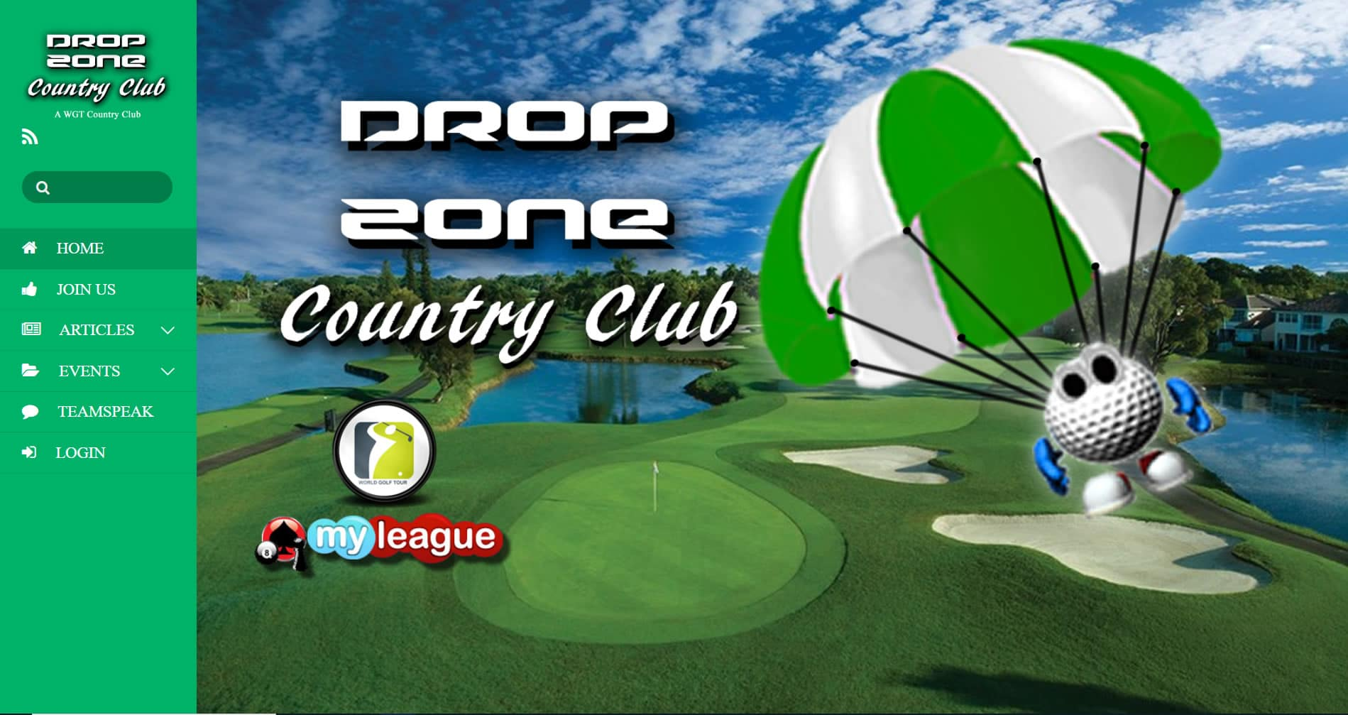 drop-zone-profile-page